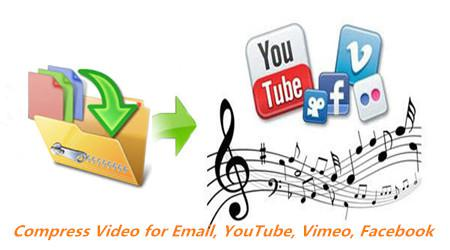 How to Compress Video for Email, YouTube, Vimeo, Facebook?