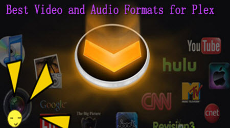 List of File Formats Working on Plex Media Server