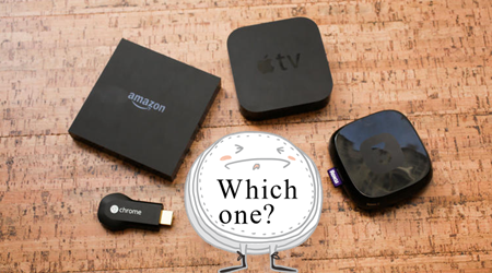 Among Roku, Apple TV, Chromecast and Amazon Fire TV