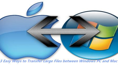 3 Easy Ways to Move Large Files between a Windows PC and a Mac