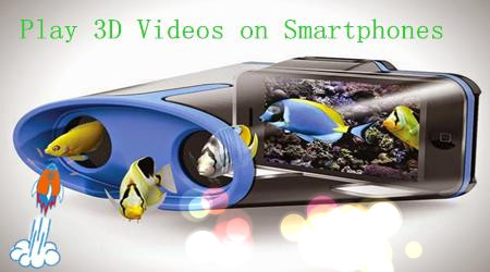 watch 3d video lakento MVR glasses