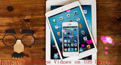 Play Local and Online Flash Videos on iPhone/iPad/iPod Series