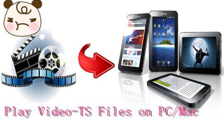 How to Play Video_TS Folder or Files on a Computer with VLC or Video_TS Converter?