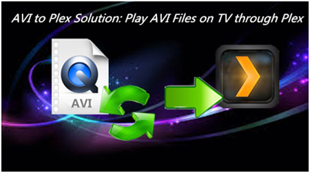AVI to Plex: Play AVI Files on TV through Plex