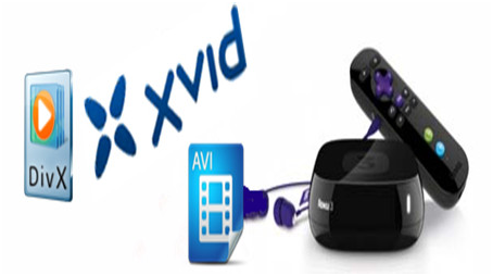 Play Divx, Xvid, AVI Files from Hard Drive on Roku 3