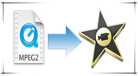 How to Import MPEG-2 Video to iMovie on Mac?