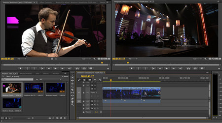 Edit Sony EX1/EX3 BPAV Files in Adobe Premiere Pro CC/CS6/CS5
