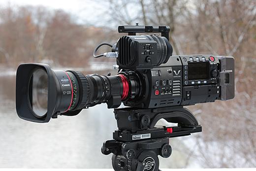 Import and Edit Varicam 35 AVC-Intra P2 MXF 4K Video on FCP X El Capitan