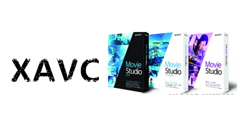 sony movie studio Sony Movie Studio 13 Supported XAVC Editing?