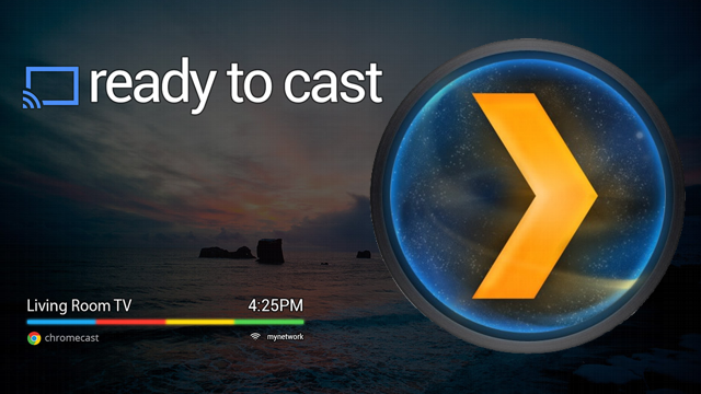 Plex for Chromecast