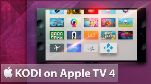 How to Play AVCHD Files on Apple TV 4 via Kodi on Mac El Capitan?