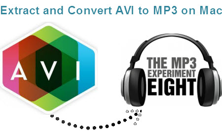 convert avi to mp3 on mac