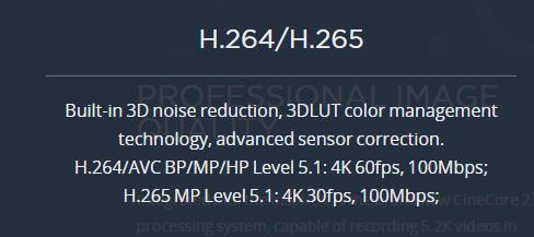dji inspire2 h265 h264 Import DJI Inspire 2 4K to Cyberlink PowerDirector 13