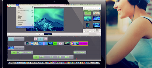 Convert Screenflow recordings to MP4, AVI, MOV, MKV, WMV on Mac